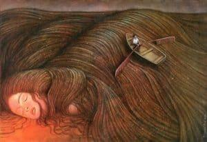 tırnak saç büyüsü